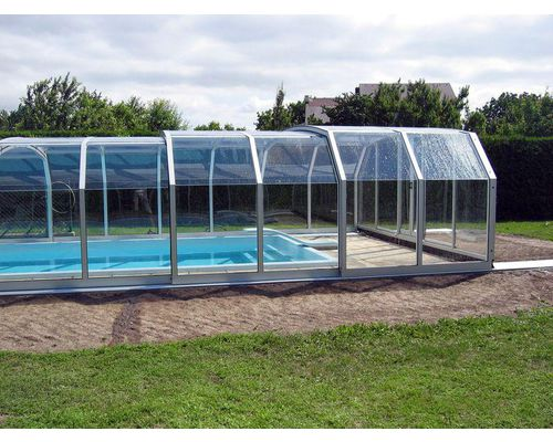 Ipc Oceanic High Version Swimming Pool Enclosure