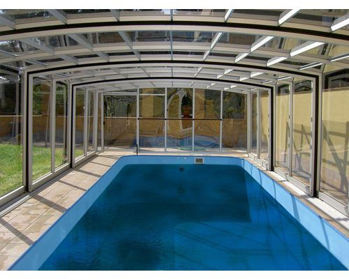 Ipc Vision Swimming Pool Enclosure