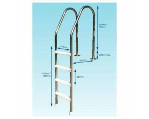 Decking Ladder PSL601