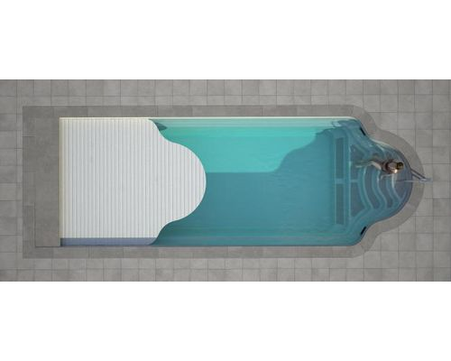 Luxe pools - Garda slatted cover