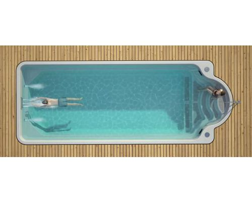 Luxe Pools One Piece Grp Pool Kits