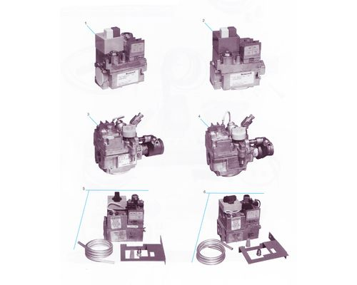 Page 92 Jandy gas valves