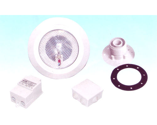 Extra Flat Halogen Swimming Pool Light