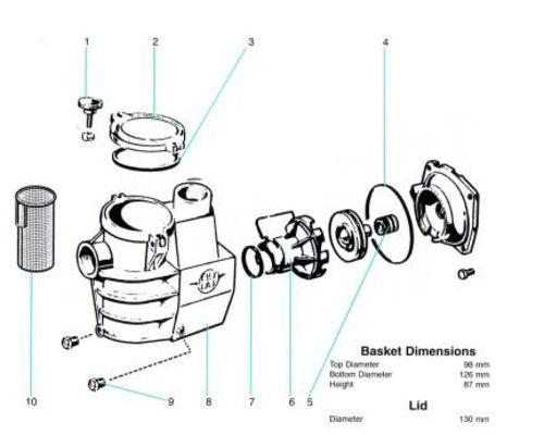 Keg Pump Diagram