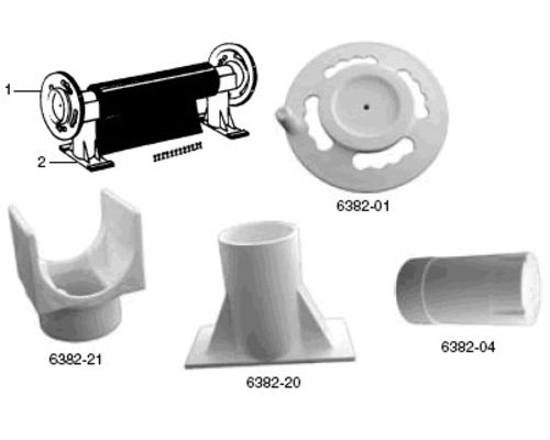 Olympic Water Pik Roller Parts