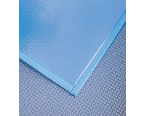Heat retention cover for swimming pools