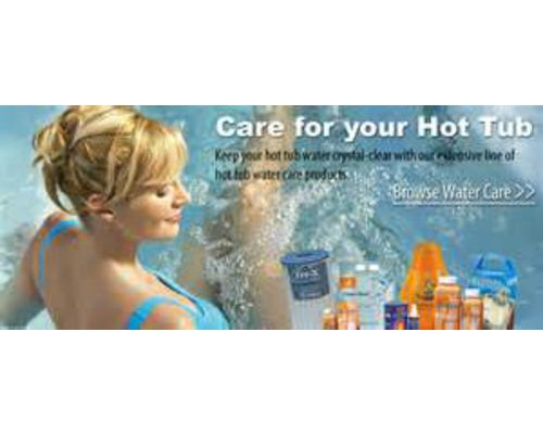 Hot Tub Water Care Kit