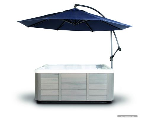 Spa Side Umbrella   Navy
