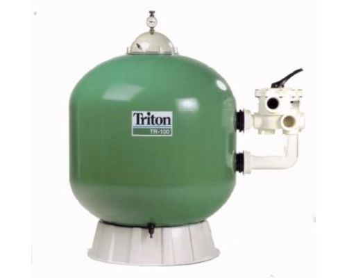 Pentair triton sand filters How often to change sand in swimming pool filter