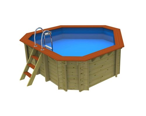 Premium Wooden Pool kit - Richmond Corner Pool