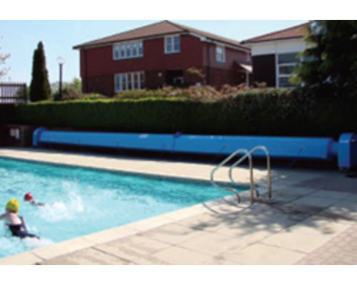 Commercial pool roller system 2