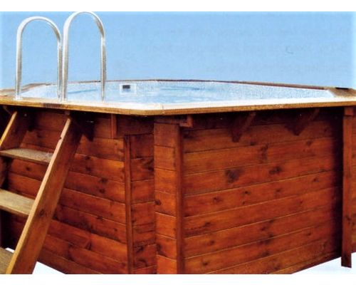 Eco Wooden Pool