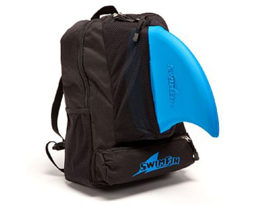 Shark Swimfin Back Pack with Fin