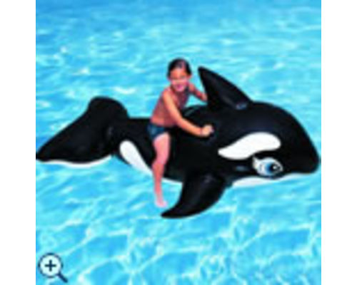 Inflatable Killer Whale
