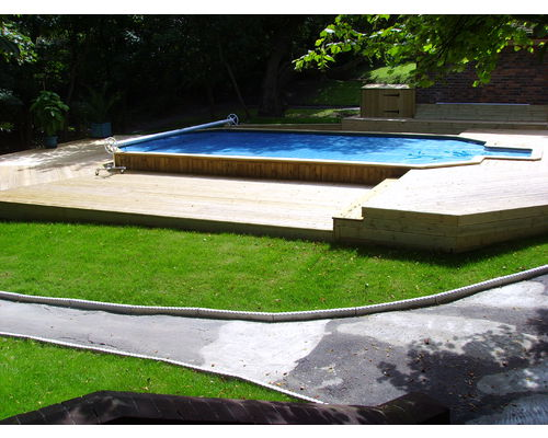 Folkpool 'Diamond' Timber Swimming Pools