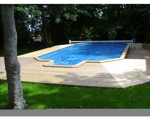 Folkpool 'Emperor' Timber Swimming Pools