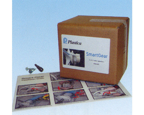 Smart gear box package