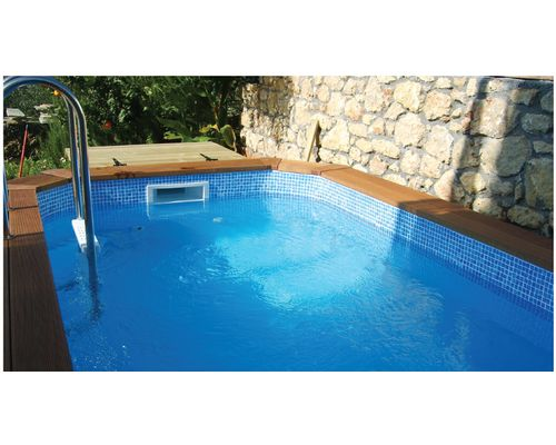 Plastica Wooden Exercise Pool