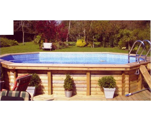 Endless summer 39 dolphin 39 range of wooden pools for Poole dolphin swimming pool prices
