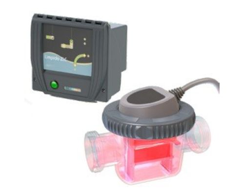 Zelia Salt Chlorinator Luminous Colour Changing Light