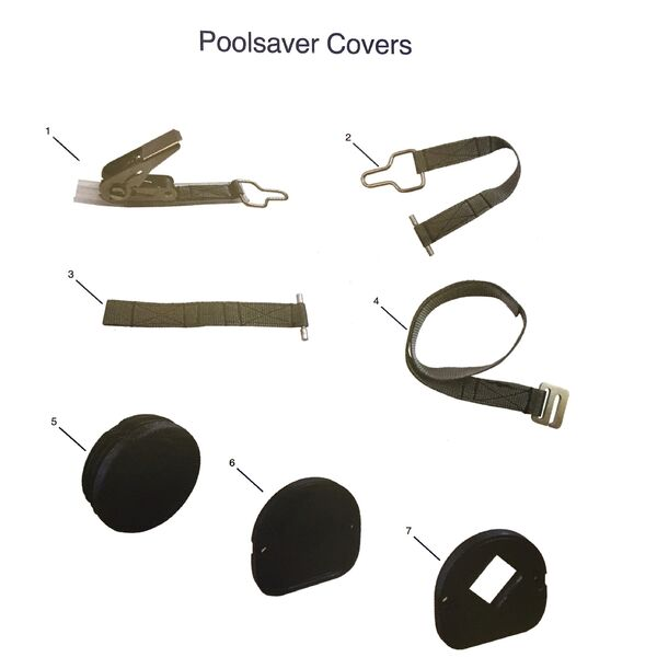 Pool Saver Cover Parts