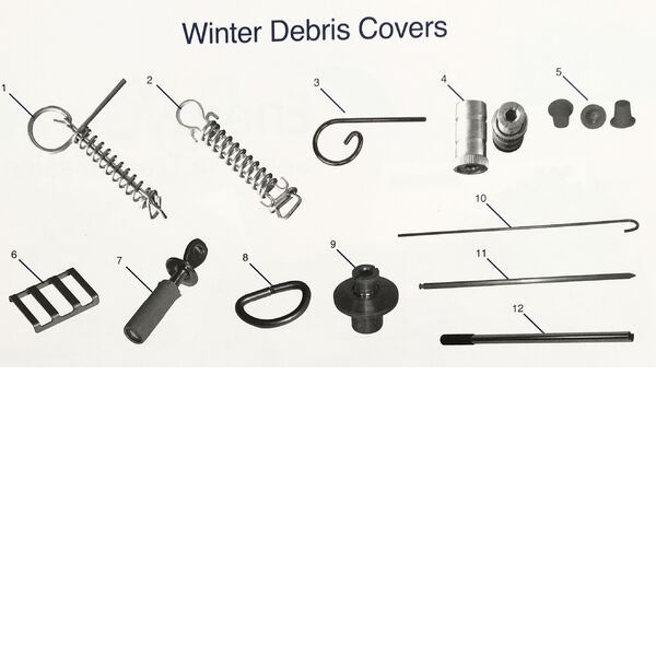 Winter Debris Covers