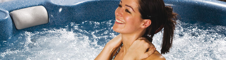 Health and Relaxation in Hot Tubs